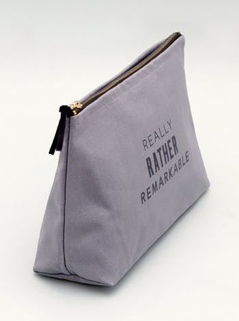 Really Rather Remarkable - Wash Bag