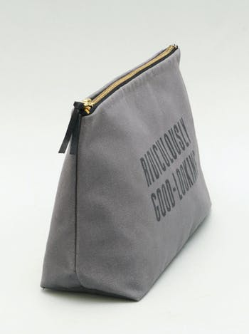Ridiculously Good-Looking Washbag | Men's Toiletry Bags | Alphabet Bags