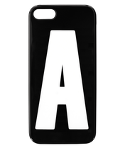Initial iPhone 5/5S/SE Case