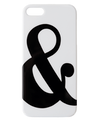 Ampersand - iPhone 5/5S/SE Case