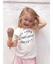 Ice Cream Appreciation Society - Kid's T-Shirt