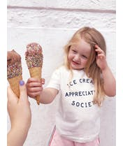 Ice Cream Appreciation Society - Kid's T-Shirt - Second