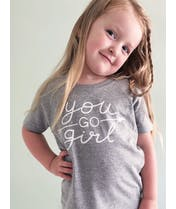 You Go Girl - Kids T-Shirt
