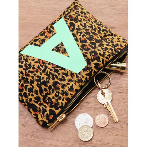 Photo of Leopard Pouch - T