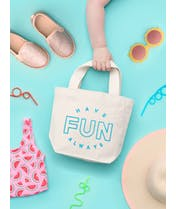 Have Fun Always - Little Canvas Bag - Second