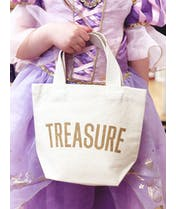 Treasure - Little Canvas Bag