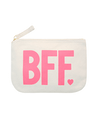 BFF - Little Canvas Pouch