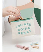 You Are Doing Great - Little Pouch