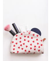 Makeup Bag - Hearts