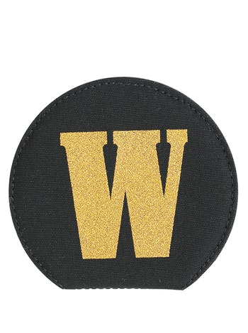 Letter W - Second