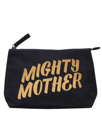 Mighty Mother Makeup Bag | Cosmetics Bags | Alphabet Bags