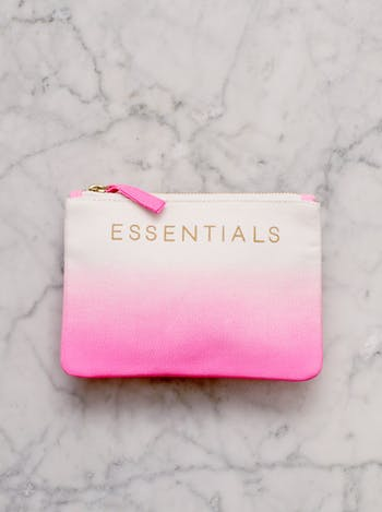 Essentials - Ombré Pouch