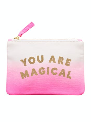 You are Magical - Ombré Pouch - Second