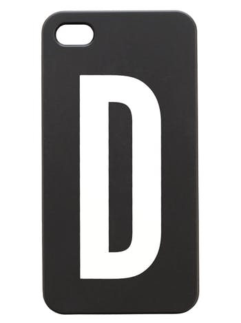 iPhone 4/4S case - D