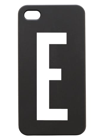 iPhone 4/4S case - E