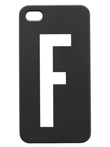 iPhone 4/4S case - F