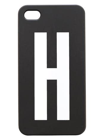 iPhone 4/4S case - H