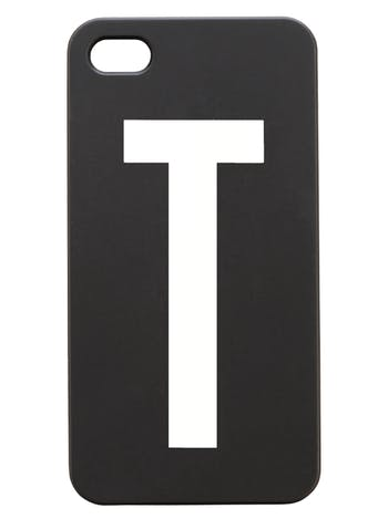 iPhone 4/4S case - T