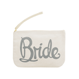 Bride Grey - Wedding Pouch