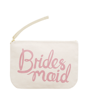 Bridesmaid Rose - Wedding Pouch