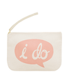 I Do - Wedding Pouch