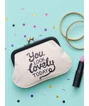 You Look Lovely Today - Coin Purse - Second