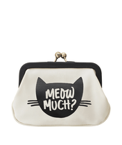 Meow Much?