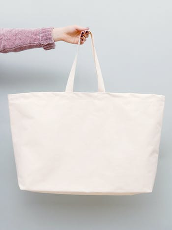Really Big Bag | Oversized Totes | Alphabet Bags