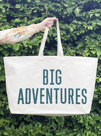 Big Adventures - REALLY Big Bag