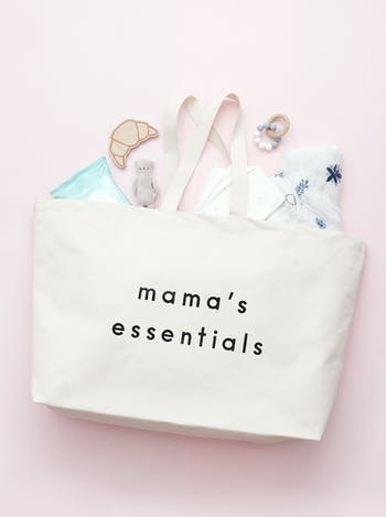 Mama's Essentials - REALLY Big Bag