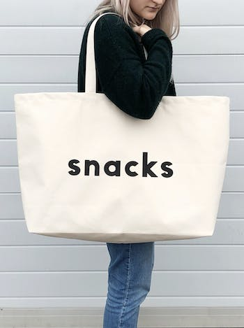 Snacks - REALLY Big Bag