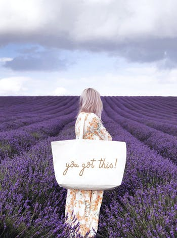 You Got This Really Big Bag | Slogan Totes | Alphabet Bags