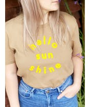 Hello Sunshine - Unisex T-Shirt
