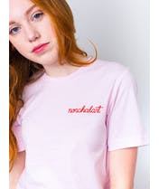 Nonchalant - Embroidered T-Shirt