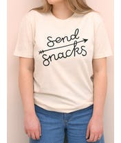 Send Snacks - Unisex T-Shirt