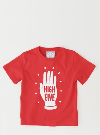High Five - Red