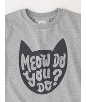 Meow Do You Do? - Kid's T-Shirt