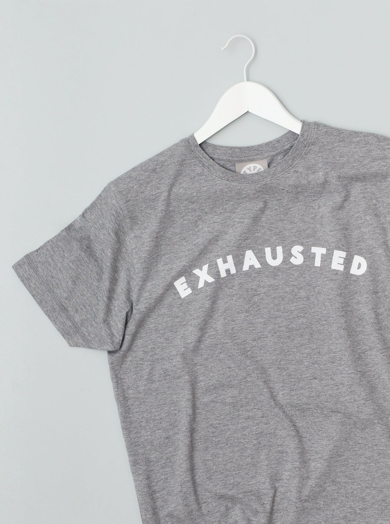 Exhausted - Mens T-Shirt