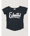 Exhausted - Womens T-Shirt - Second