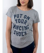 Dancing Shoes - Womens T-Shirt