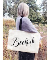 Bookish - Canvas Tote Bag