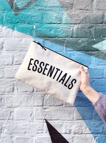 Essentials - Extra Large Pouch - Second