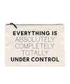 Under Control - Extra Large Pouch